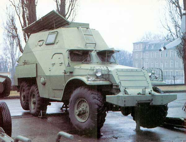 БТР-152И (ЗИЛ-152И)