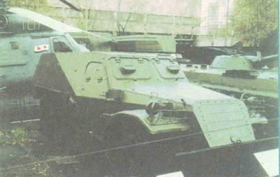 БТР-152 (фото А. Малышева)